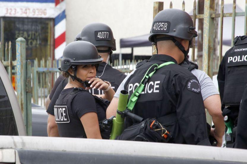 092719 6 lapd narcotics 1 - COVID-19 golpea al Departamento de Policía de LA: suman 6 fallecidos