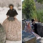 1800 anacronicos portada - Vestir como en el siglo XIX: El grupo de españoles que busca recrear la historia con trajes de época