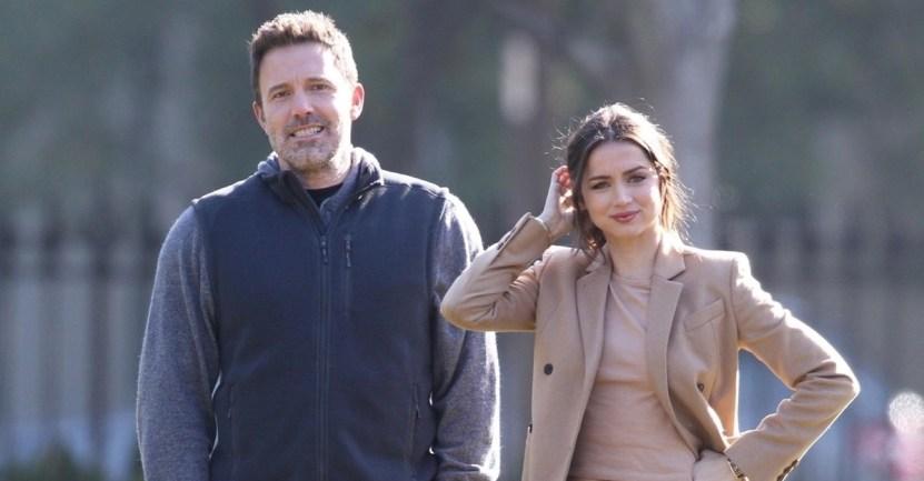 77 benaffleck anadearmas romper relacion amor final hijos - Ben Affleck y Ana de Armas se separan tras un año juntos. Justo cuando parecían estar más felices