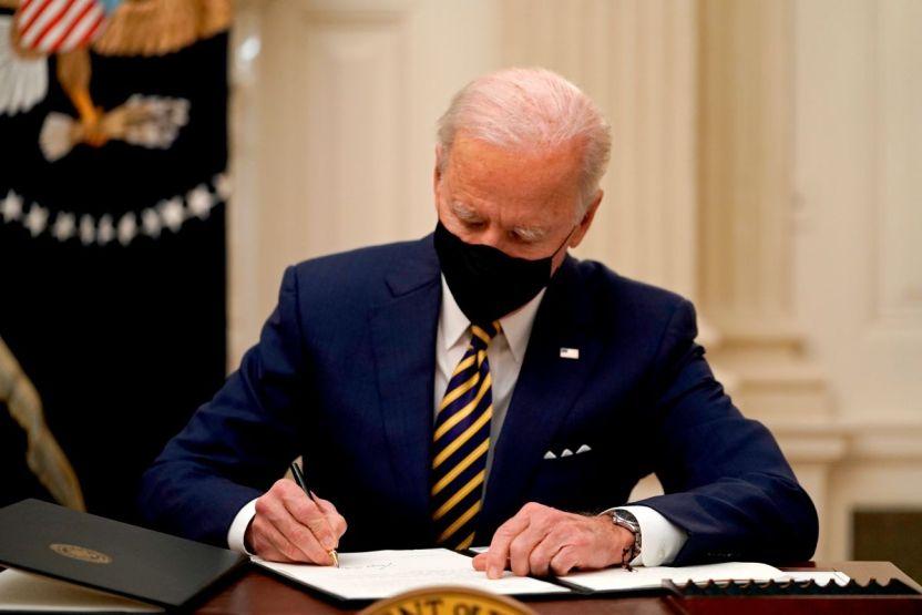 Biden 8588fcdc56ba8f4a9bea690f412d311bd8fd71b0 - Republicanos rechazan plan de Biden y están en riesgo los cheques de $1,400