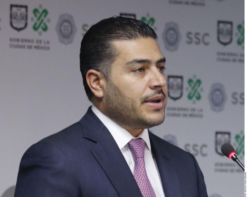 No tengo nada que ocultar Ha 1271024 - Jefe de la policía de la Ciudad de México, Omar García Harfuch, señalado por recibir dinero del narco en caso Ayotzinapa