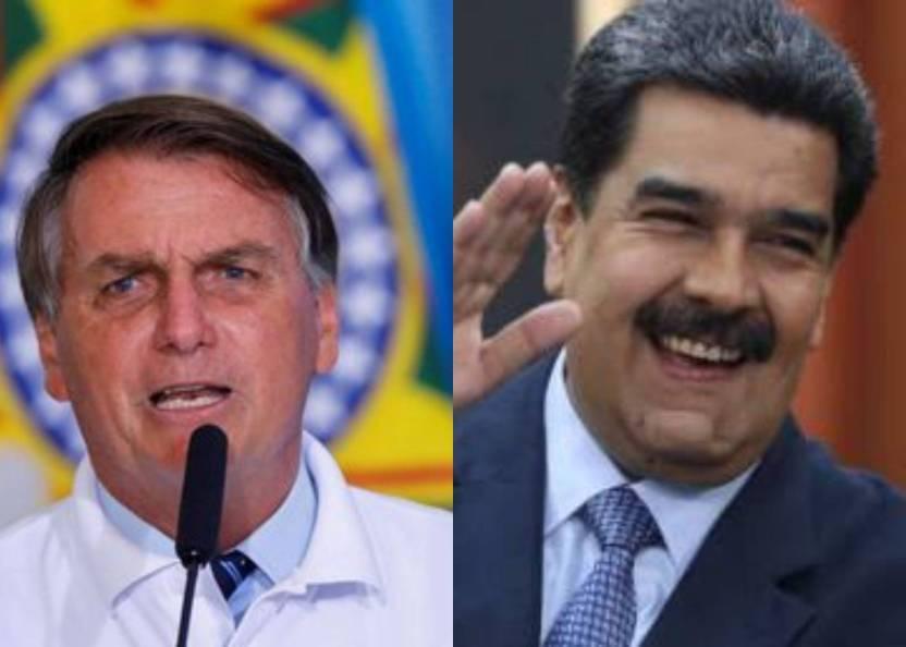 PhotoCollage 1611180167811 scaled - Bolsonaro se burla de la ayuda de Venezuela a Brasil para enfrentar a la pandemia
