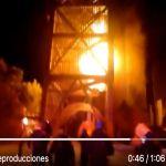 VIDEO  Fuerte incendio deja personas atrapadas en Ciudad de México - VIDEO: Fuerte incendio deja personas atrapadas en Ciudad de México