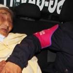 """anciana rescatan calle - La sacaron a """"tomar sol"""" dicen los culpables: Rescatan a anciana de 90 años abandonada en la calle"""