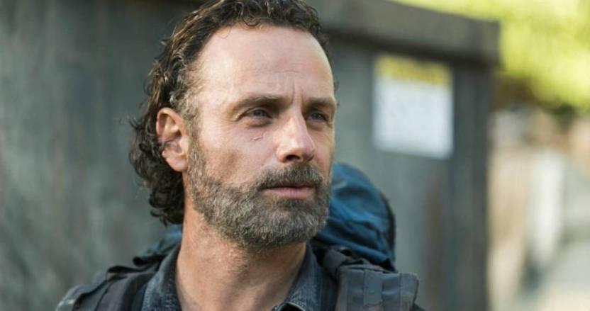 andrew lincoln rick grimes se despide con una emotiva carta de the walking dead - Robert Kirkman asegura que Rick Grimes iba a morir antes de lo previsto en The Walking Dead