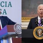 """befunky collage 2021 01 22t122736 084 - AMLO y Biden dialogarán hoy por teléfono. """"La relación bilateral avanza"""", dice el Canciller Ebrard"""