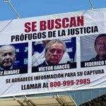 """billy - """"Se buscan"""". Con espectacular en CdMx, piden apoyo para hallar a """"Billy"""" Álvarez y Víctor Garcés"""