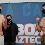 chuko diaz vs tronco valenzuela crop1611381785746.jpeg 242310155 - Carlos 'Chuko' Díaz enfrentará a Eleazar Valenzuela este sábado en Tijuana