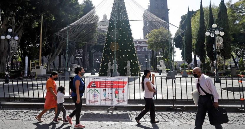 cuartoscuro 792990 digital - Gobierno de Tehuacán, Puebla, multa a quienes no portan cubrebocas, pero Edil es captado sin usarlo