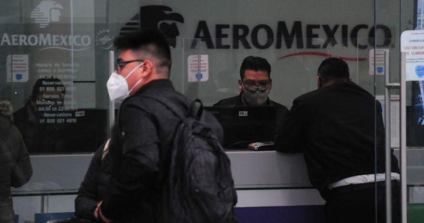 cuartoscuro 794799 digital - Pilotos y sobrecargos aceptan reducción salarial y apoyarán a Aeroméxico en su reestructura