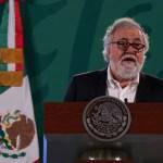 """cuartoscuro 797601 digital - En caso Ayotzinapa, """"le estamos pisando la cola al tigre"""": Encinas; su principal acción es desacreditar, dice"""