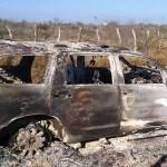 cuerpos tamaulipas crop1611497324085.jpg 242310155 - Localizan camioneta con 19 cuerpos calcinados en Tamaulipas