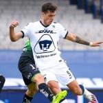 dinneno - Pumas informa que el argentino Dinenno estará fuera de las canchas de cuatro a seis semanas