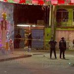 homicidio el coecillo 2 1024x766 - Comando entra a domicilio en León, Guanajuato, y abre fuego. Hay cinco muertos y dos heridos
