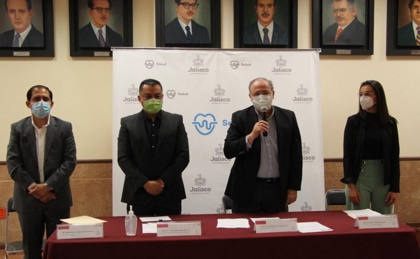 img 3418 crop1611787166697.jpg 242310155 - Capacitaran a sector salud Jalisco para menores en pandemia