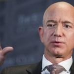jeff bezos traje gris - Publicación especializada dice que Bezos es el mayor filántropo de 2020 con donación de 10 mil mdd