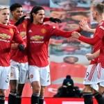 jugadores manchester united - El Manchester United avanza a octavos de final de la Copa de Inglaterra tras derrotar 3-2 al Liverpool
