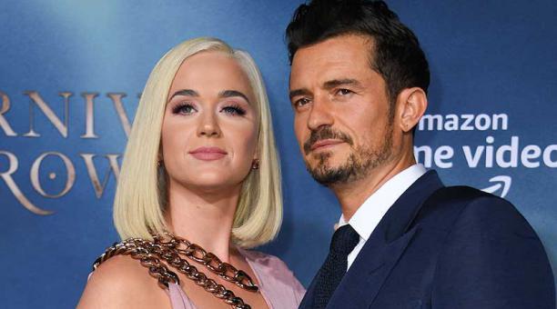 katy2 - Katy Perry y Orlando Bloom dejaron sus planes de matrimonio en segundo plano