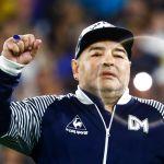 maradona queria ser embalsamado - Las misteriosas cajas fuertes que Diego Maradona resguardó en Dubai