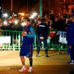 messi 0115 efe - La Supercopa en juego: a dos días de la gran final, Messi sigue sin entrenar