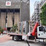 metro 1 - CFE avanza 80% en la instalación eléctrica para reanudar funcionamiento de las líneas 1, 2 y 3 del Metro