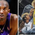 portada kobe bryant aniversario muerte - A un año de su muerte: El recuerdo de Kobe Bryant y su hija sigue vivo. Las calles les hacen honor