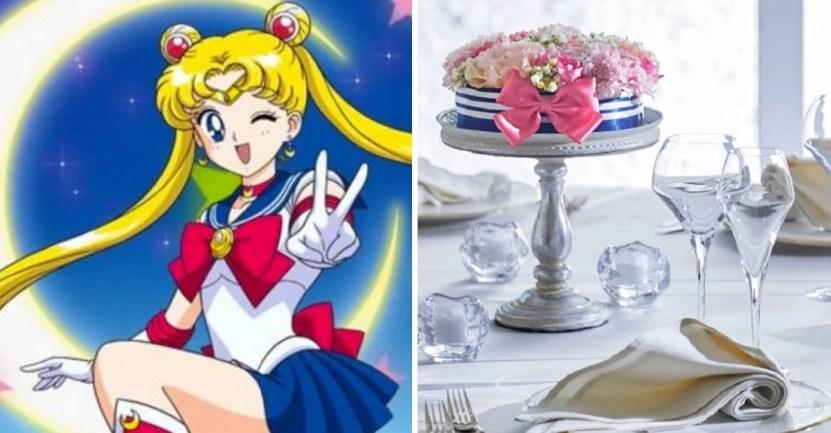 portada lanzan lujoso paquete bodas inspirado sailor moon - Lanzan lujoso paquete de bodas inspirado en Sailor Moon. Para que los planetas se alineen en tu boda