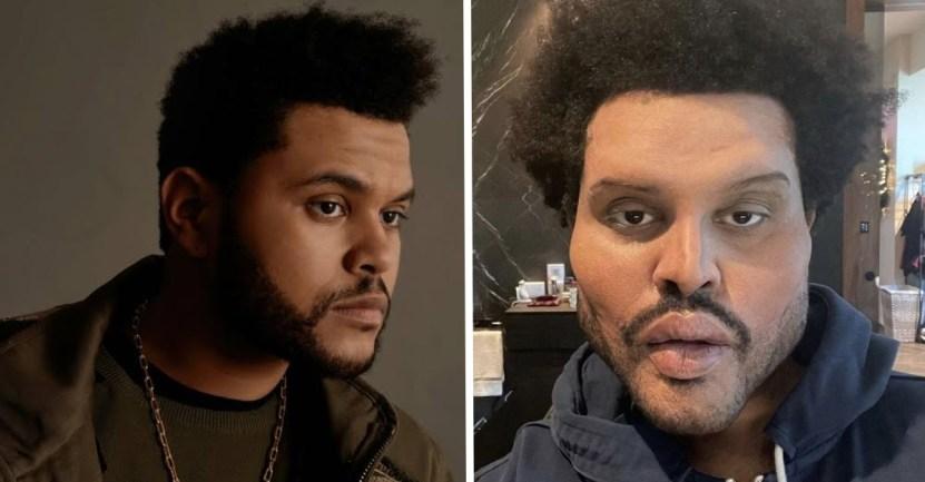 """portada the weeknd 1 - The Weeknd luce irreconocible en su nuevo videoclip. Sus """"retoques estéticos"""" causan revuelo"""