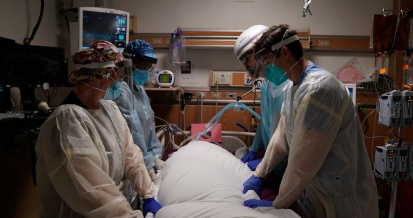 se 0801 5 - La gravedad inicial de la COVID no está ligada con complicaciones respiratorias posteriores: investigación