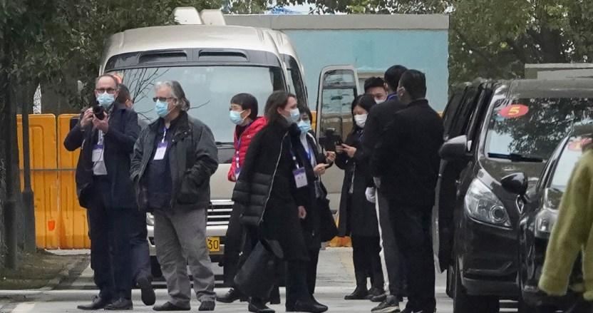 se 3001 5 - Equipo de la OMS visita otro hospital que atendió primeros casos de COVID-19 en Wuhan, China