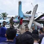 son 34 los muertos por el devastador terremoto en indonesiax y podrxan aumentar .jpg 242310155 - Más de 34 muertos deja el potente sismo ocurrido en Indonesia