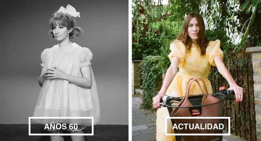 tendencias 60 - 11 tendencias de los años 60 que las famosas están trayendo de vuelta. Ariana Grande es una experta