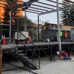 trabajadores construccion albaniles cdmx 1 - El valor de la producción de las empresas constructoras desciende 23.8% en noviembre: Inegi