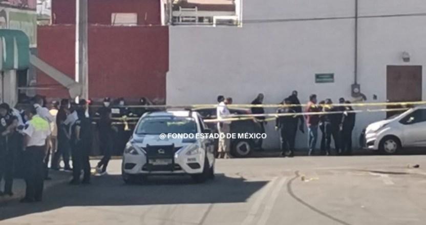 vistahermosa - Policías van a atender un reporte de asalto en Tlalnepantla, Edomex, y los reciben a balazos; ambos mueren