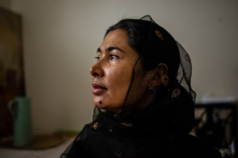 """116740919 tursunay bbc 26jan21 12 - """"Pagaban para elegir a las reclusas más bonitas"""": detenidas de un campo para uigures en China denuncian violaciones"""