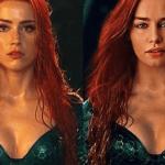 1emilia aquaman mera crop1614197548618.png 242310155 - ¿Se cumplió? Emilia Clarke sustituiría a Amber Heard en Aquaman 2