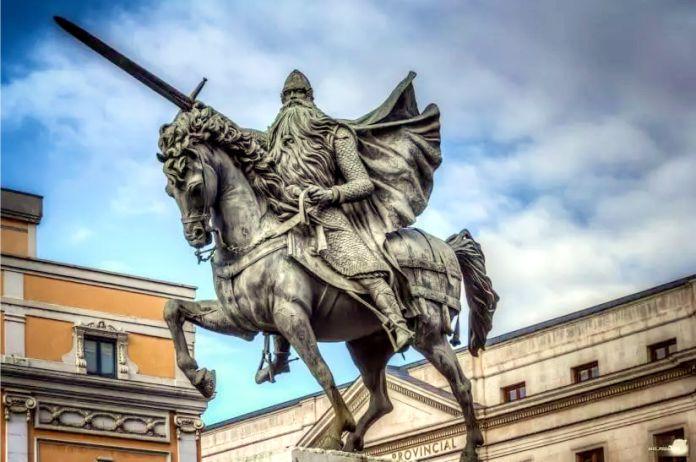 El Cid Campeador - La historia de Rodrigo Díaz de Vivar: El Cid Campeador