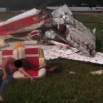 """Nieto de Amado Carrillo Fuentes muere tras accidente aereo en Sinaloa 3 - Nieto de """"El Señor de los Cielos"""" fallece en accidente aéreo"""
