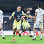 america queretaro febrero 2021 - Sin ser espectacular, América vence a Querétaro y ya es líder del torneo
