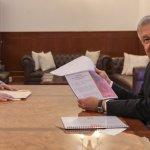 amlo pavlovich - AMLO se reúne con la Gobernadora Claudia Pavlovich; revisan agenda de trabajo de la Conago