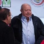 carlos romero - El País: FGR abrió 12 expedientes a Romero Deschamps. Ya cerró 9. Y sólo quedan los que inició la UIF