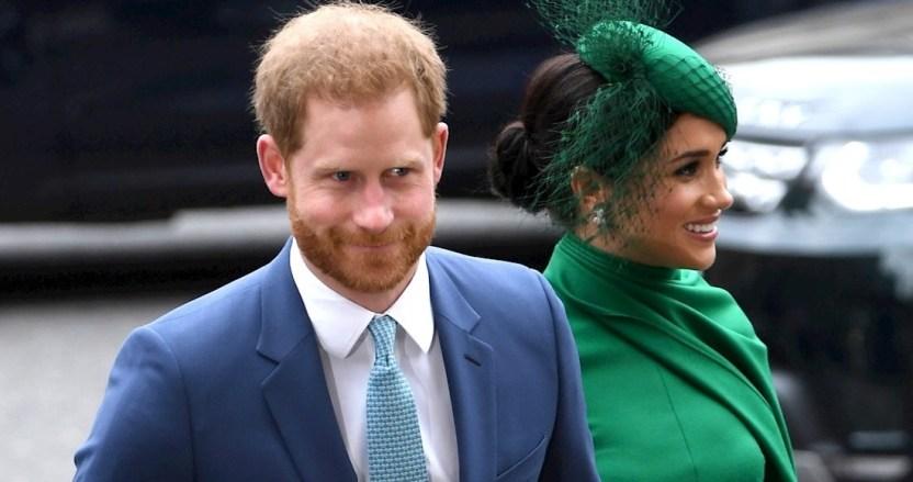 cdabe39a049a2d15d80a0c7f3388d85207f6bdea 1 - Es oficial: Los duques de Sussex, Enrique y Meghan, no volverán a trabajar como miembros de la familia real