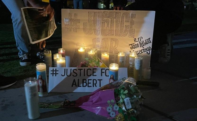 etxaeulucaafszm crop1613126732935.jpg 242310155 - Hispano muere tras ser sometido por policías de California, familiares