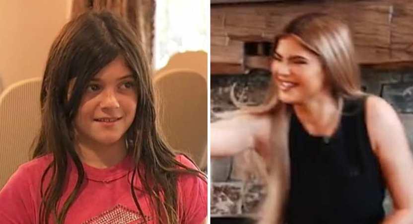 kylie jenner kuwtk - Video evidencia cuánto ha cambiado Kylie Jenner en 14 años. Los fans están en shock