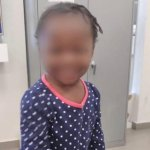 nina 2 - Dos adultos abandonan a una niña de 2 años en el Río Bravo; autoridades migratorias la rescatan