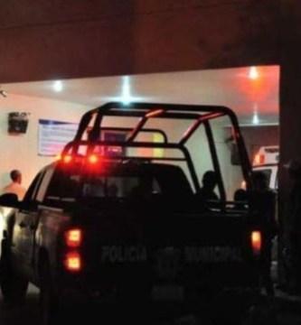 policiaca los mochis.jpg 242310155 - Motociclistas balean a hombre en Ahome, Sinaloa