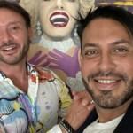 Viktor - Con donaciones especiales: Viktor Rom y Marco Lux sorprendieron a madres venezolanas
