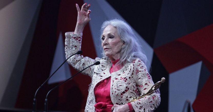 cuartoscuro 613155 digital - La actriz mexicana Isela Vega, recordada por decenas de películas y telenovelas, muere a los 81 años