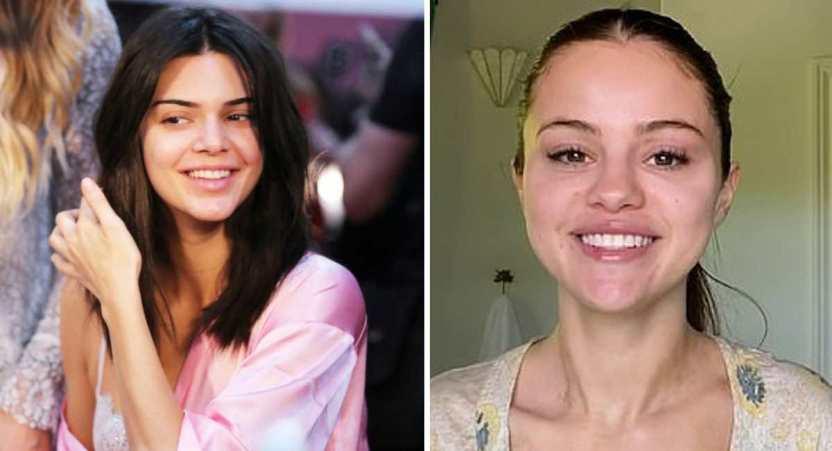 famosas no perfectas - 25 famosas que no temen mostrar su cara al natural. JLo se ve más joven sin maquillaje