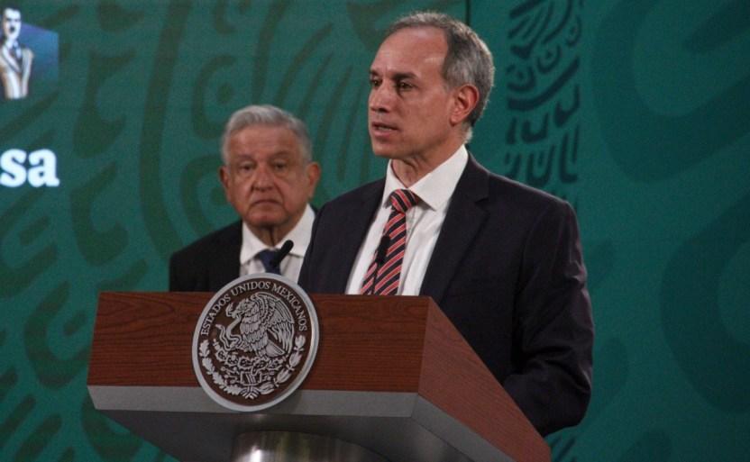 gatell vacunacion.jpeg 242310155 - En vivo conferencia Covid México hoy 27 de marzo del 2021